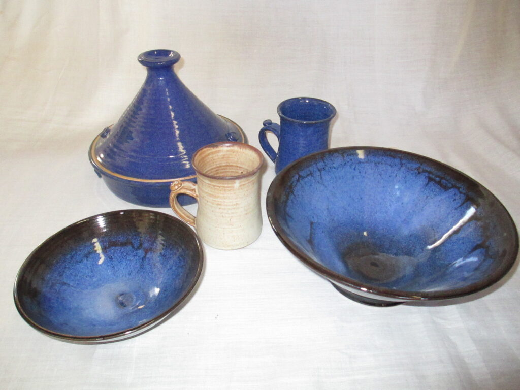 Cheddar Valley Pottery domestic ware